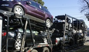 Car transportation shipping company at BROWNSVILLE,  TX