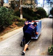 San Diego Moving Company - San Diego Movers - Local Moving San Diego