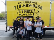 1/2 Price Movers - Cheap & Best Movers & Packers Brooklyn NYC