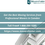 Get the Best Moving Services from Pro' Movers in Camden